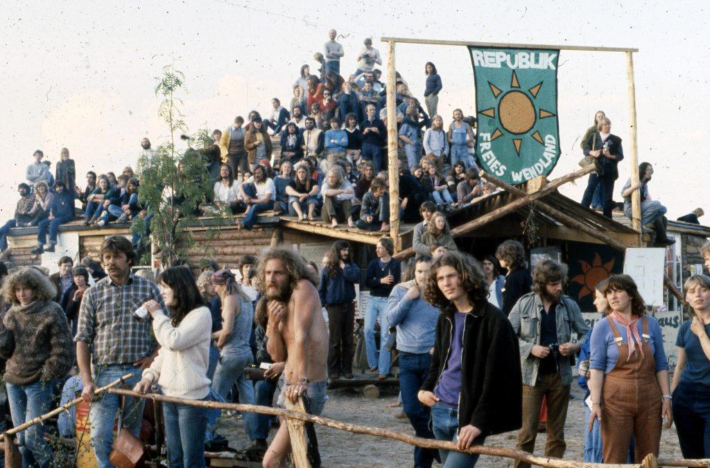 Mai 1980 - Republik Freies Wendland, Bild: G. Zint