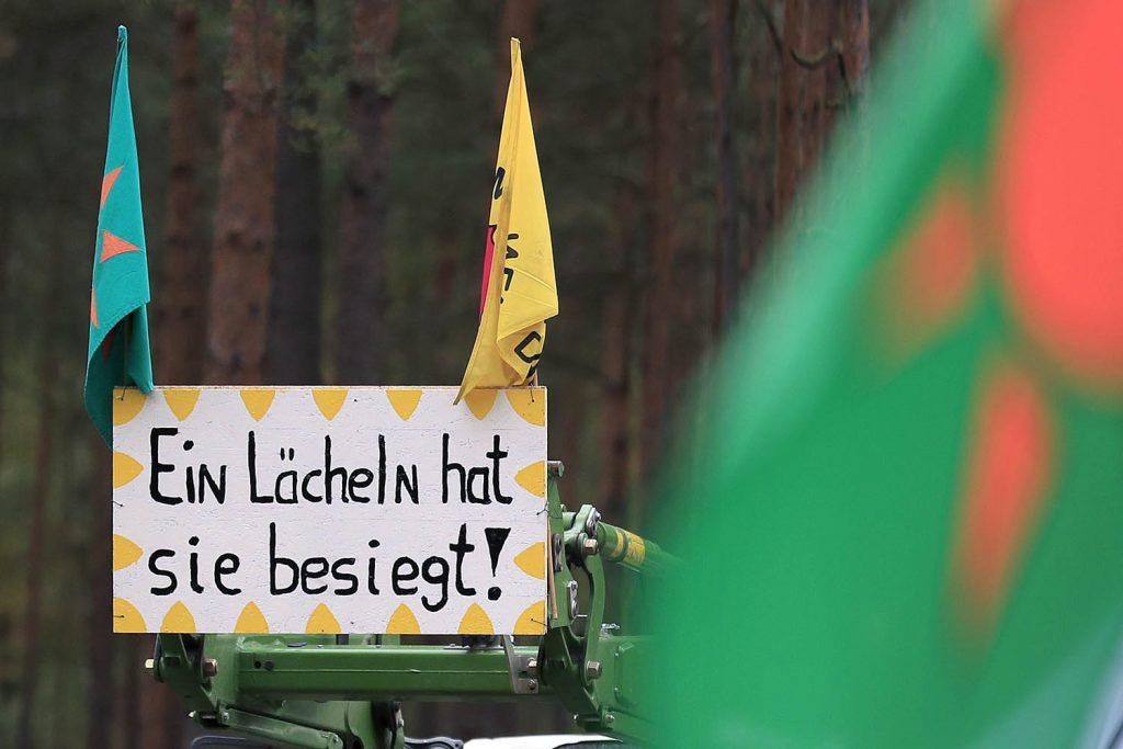 4.9.2020 - Kundgebung: Gorleben isr raus! Bild: Andreas Conradt / publiXviewing